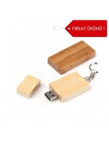 Ahşap Gövdeli USB Bellek