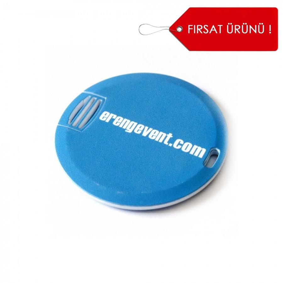 Kredi Kartı İnceliğinde Yuvarlak USB Bellek