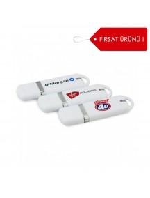 Plastik Gövdeli USB Bellek