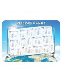 Çerçeveli Magnet