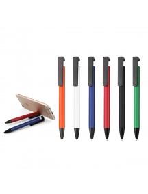 Telefon Standlı Metal Tükenmez Kalem
