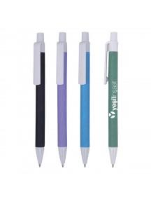 Renkli Doğa Dostu Tükenmez Kalem