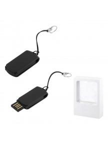 Döner Mekanizmalı Plastik USB Bellek