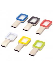 Şeffaf USB Bellek