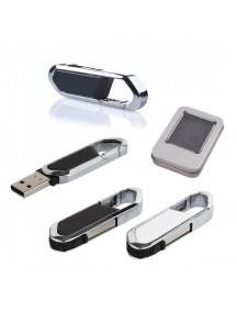 Metal Plastik Anahtarlık USB Bellek